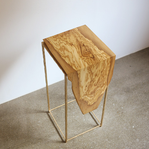 frame forged side table