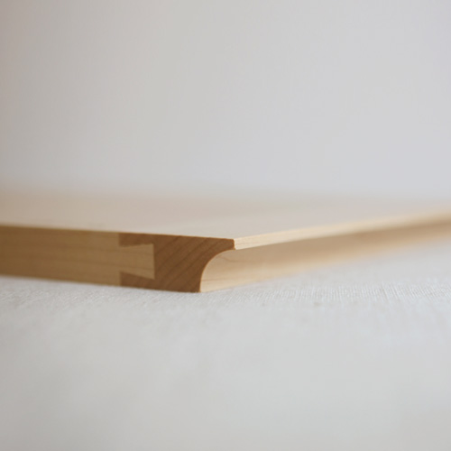 No.04 maple wood tray / board