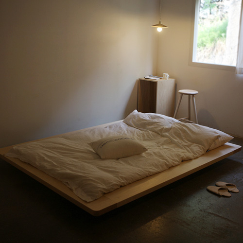 The 'J' floating bed